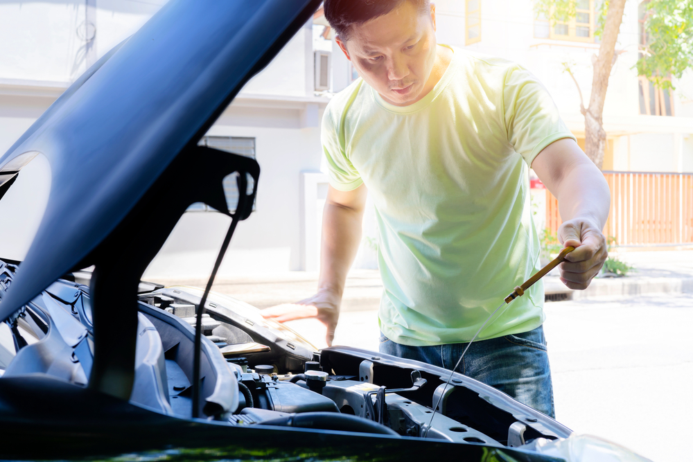 Prepping your car is the first step to sell your car from home